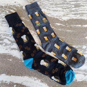 Set of 2 Pair of Davco Socks